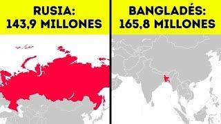 14 Datos estadísticos mundiales que te harán enamorarte de los números