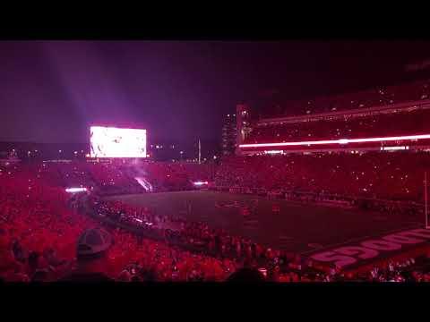 UGA Vs Notre Dame 2019 Kickoff & First Play