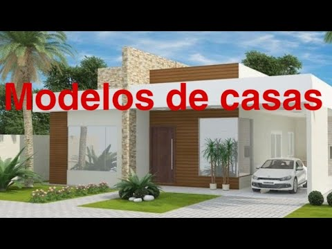 Fotos de casas pequenas youtube for Casas pequenas modernas