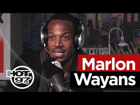 Marlon Wayans Speaks On Going Solo, Breaks Down Wayans Money & Being 'Done'