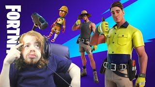 🔴 I AM LAZERING WITH LAZARBEAMS FORTNITE SKIN!