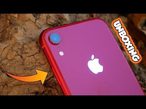 iPhone XR: UNBOXING e PRIME IMPRESSIONI - ITA