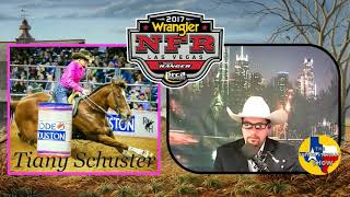 10 Minutes with Tiany Schuster before 2017 NFR