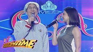 It's Showtime Miss Q & A: Anne asks Vice Ganda an intriguing question
