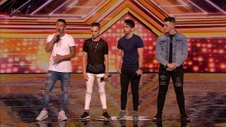 The X Factor UK 2018 No Labels Auditions Full Clip S15E01