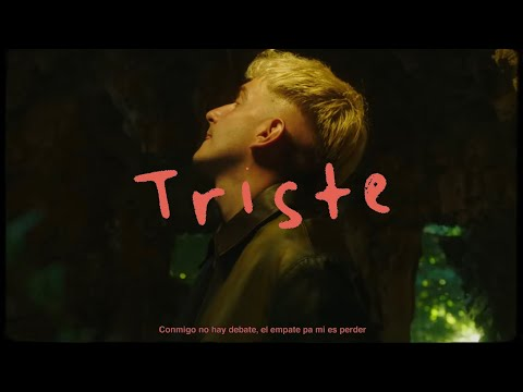 Recycled J, Selecta - TRISTE (Video Oficial)