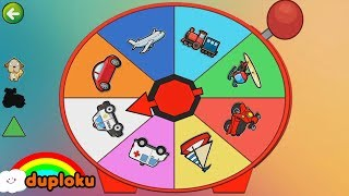 Bermain Game Fortune Wheel Mengenal Binatang Game Review - Duploku