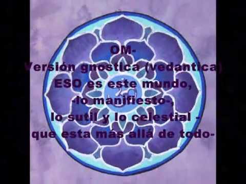 OM GAYATRI MANTRA   en espanol. Significado Palabra por Palabra