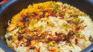 Jhatpat Keema Pulao In Pressure Cooker    Keema Pulao Recipe By Saba