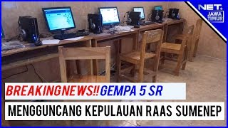 Download Video BREAKING NEWS !!! Gempa 5 SR Guncang Pulau Ra'as Sumenep- Selasa, 02/04/2019 MP3 3GP MP4