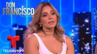 Rosie Rivera contó fuertes detalles sobre Mariposa de Barrio | Don Francisco Te Invita | Entrete