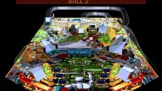 Hyper 3D Pinball - Myst and Majik