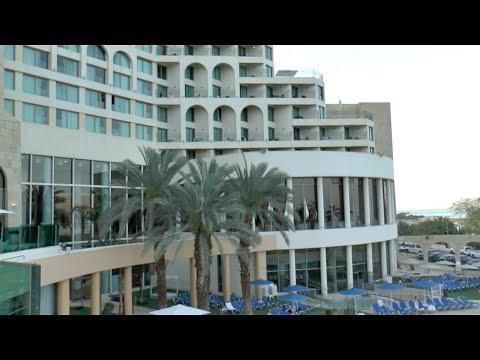 Beautiful Dead Sea Hotel - Pesach In Israel (HD)
