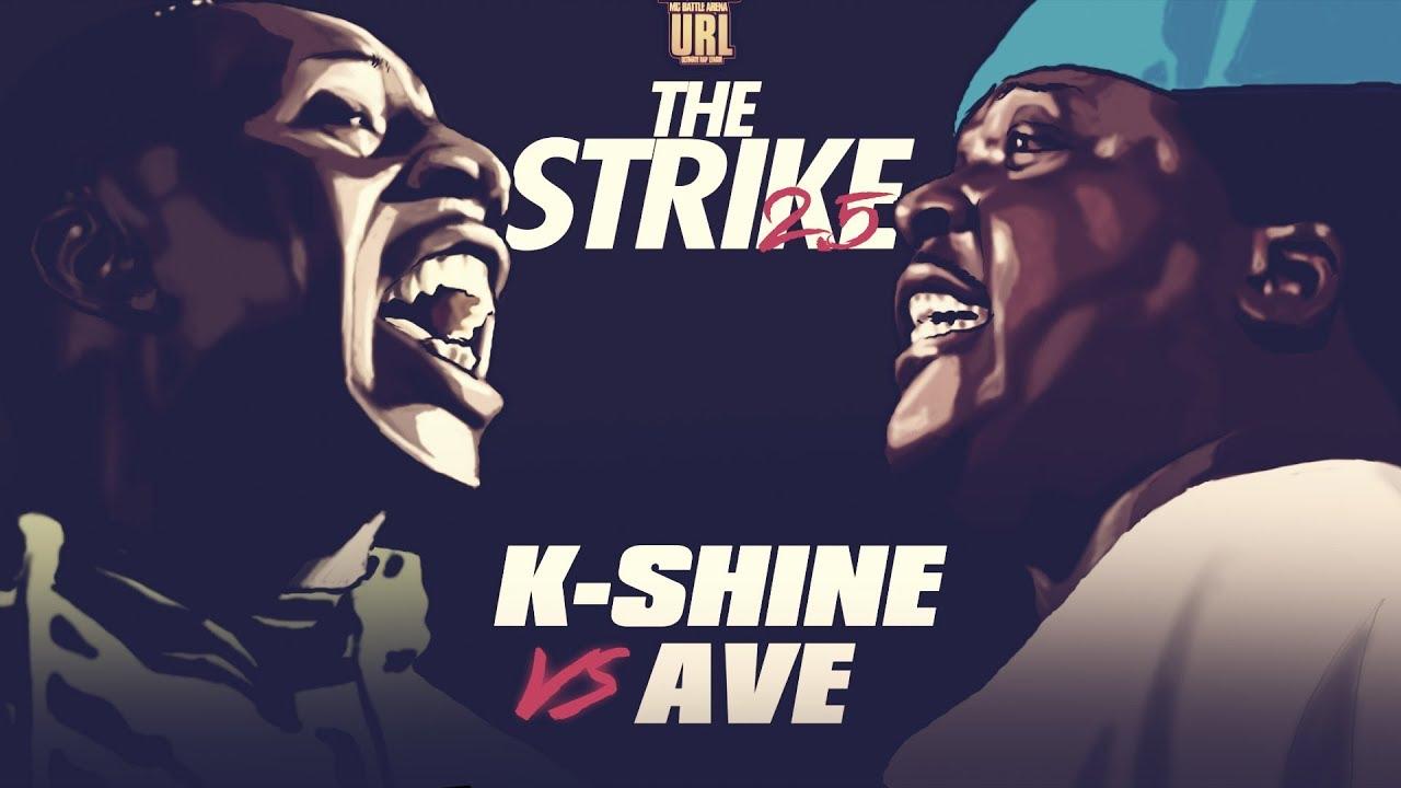 K-SHINE VS AVE RAP BATTLE | URLTV