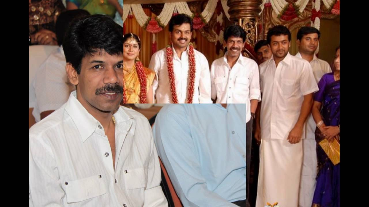 Fmvijayakumar Actor Karthi Marriage Director Bala Suryavijaytech603
