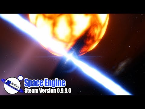 Space Engine Steam Version 0.9.9.0
