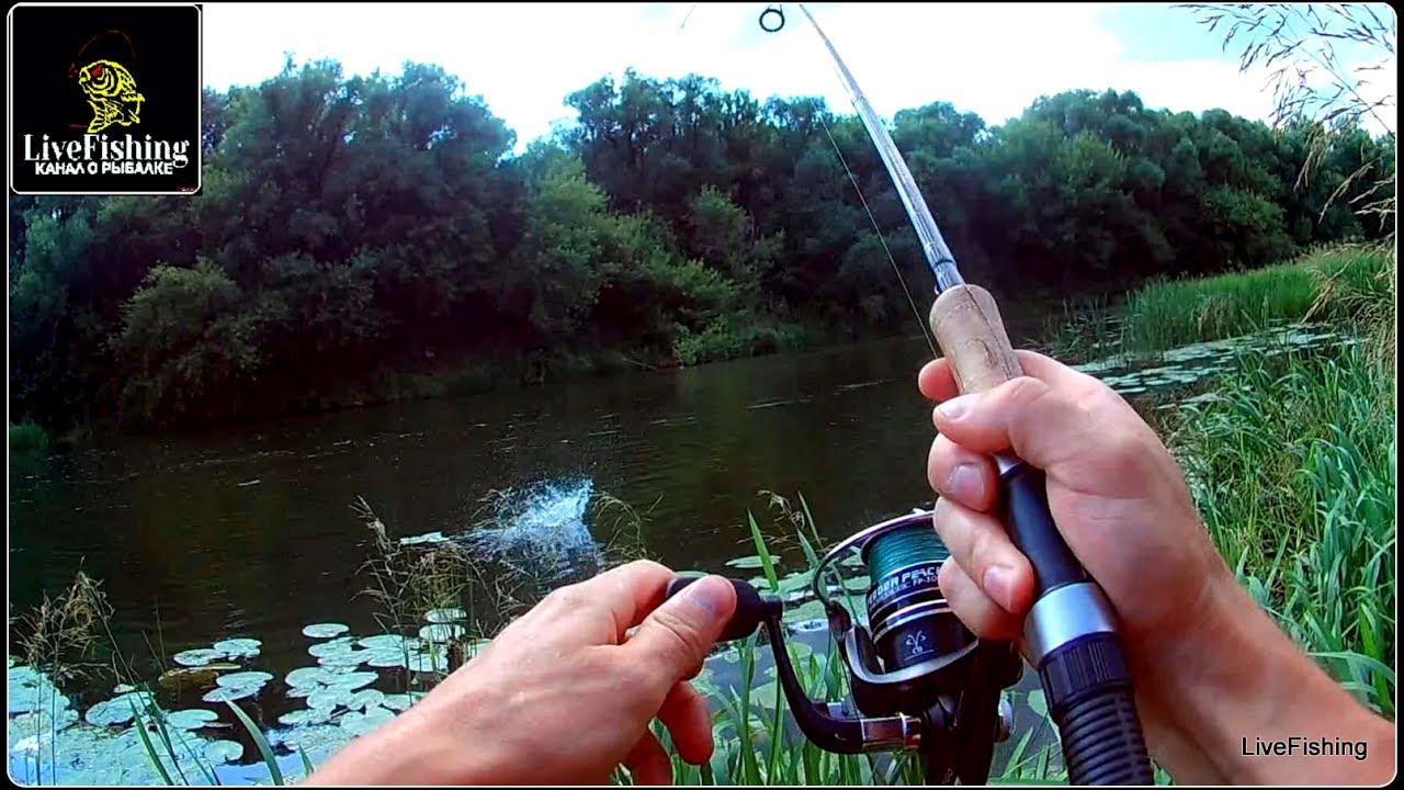 спиннинги для речной рыбалки