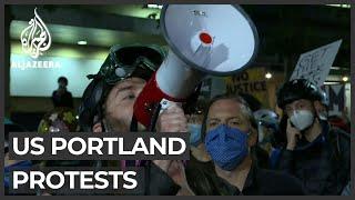 Portland: Protests against police brutality persist