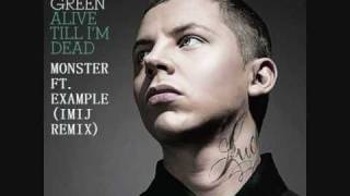 Professor Green ft. Example - Monster (Imij Remix) [Dubstep] DOWNLOAD
