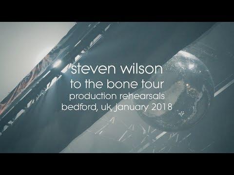 Steven Wilson - To The Bone Tour Mini-Doc