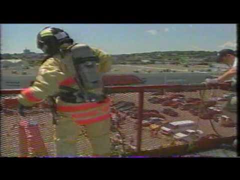 2001 Firefighter Challenge pt 1