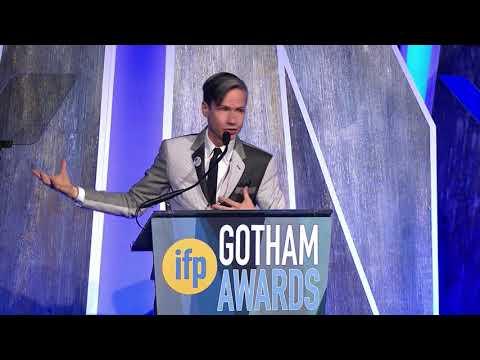John Cameron Mitchell opens the 2017 IFP Gotham Awards