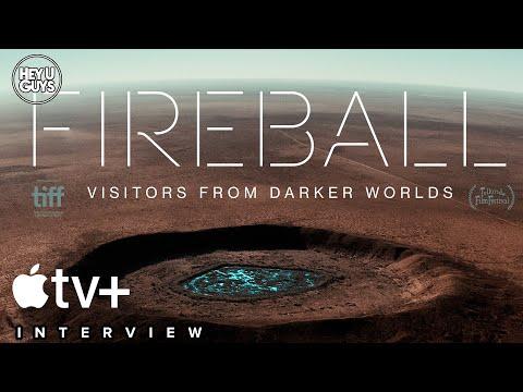 Werner Herzog & Clive Oppenheimer on new doc Fireball