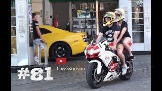 Motos esportivas acelerando em Curitiba #81