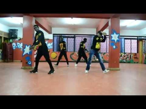 Wizkid - Show me the Money Full dance By BlackBlingers kenya