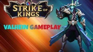 ⚫Strike of Kings:Valhein Perfect Gameplay!