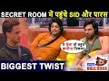 Biggboss 13, Siddharth shukla paras in Secret Room, biggest twist in bb13, shocking twist for fans