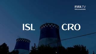 Iceland v Croatia - A Charged Encounter!