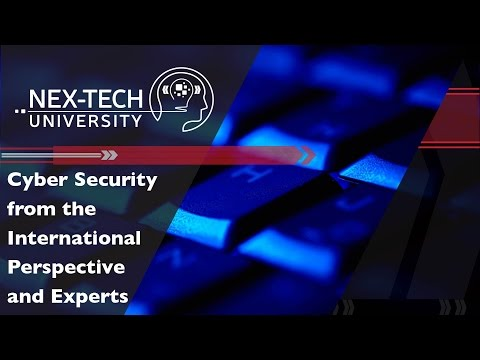 Cyber Security from the International Perspective and Experts