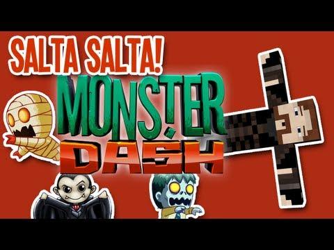 SirKazzio Joga Monster Dash