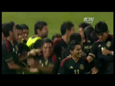 Mexico vs Turquia 3-0 Final Torneo  Esperanzas de Toulon 2012 MEXICO CAMPEON