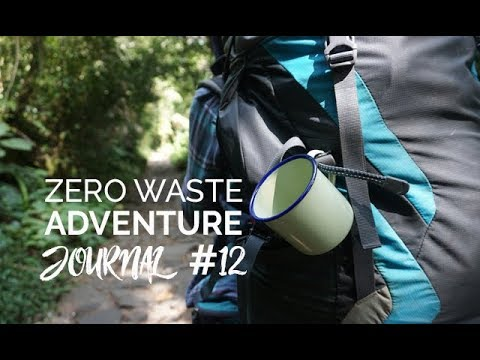 Zero Waste Adventure Journal #12: Gunung Pangrango (Plus Resep Salad-Tri)