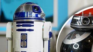 Sphero R2-D2 & BB-9E Droids Review!