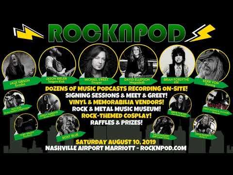 KissFAQ Podcast Ep.257 - Rockin' & Poddin' In Nashville: Chris Czynszak