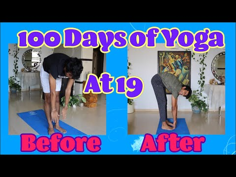 I did Yoga everyday for 100 DAYS   Here's what I learned