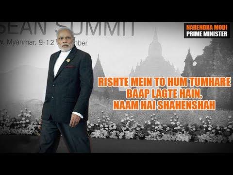 Sri Narendra Modi Ji Jay Jay Kara BJP In 21 States Form Govt' Victory Theme Presented By Hindu Today