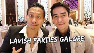 A Lavish Year-End Party | Vlog #697