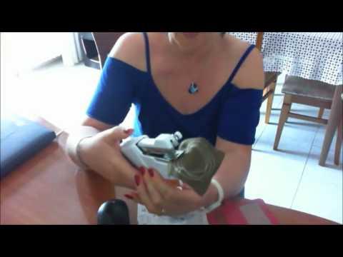 Macchina da cucire manuale echoacc youtube for Victoria macchina da cucire