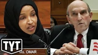 Rep. Omar INCREDIBLY Spars With Warmonger