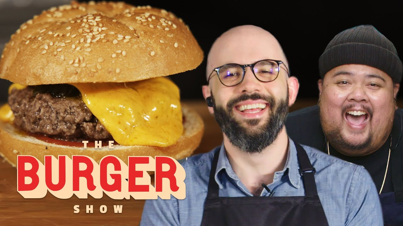 Binging with Babish Cooks Simpsons-Inspired Steamed Hams | The Burger Show