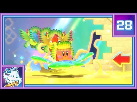 Kirby Star Allies [Heroes in Another Dimension] (Dimension IV)