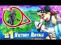 JETPACK + SKYBASE = WIN!! Fortnite: Battle Royale