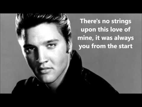 Wooden Heart  ELVIS PRESLEY (with lyrics)