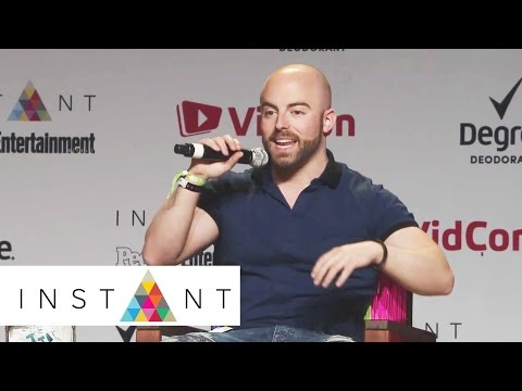 Matthew Santoro On Creating His Book, Who Inspires Him & More | Instant Exclusive | INSTANT