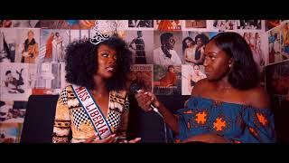 ONE ON ONE WITH MISS LIBERIA USA I Mae Lovelle
