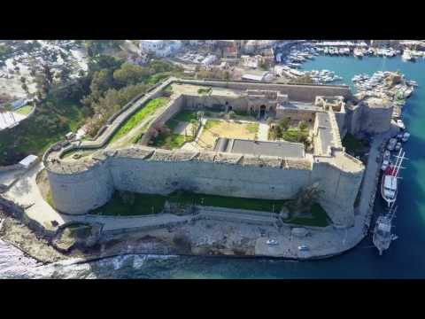 Aerial video of Northern Cyprus by Dji Mavic Pro Drone